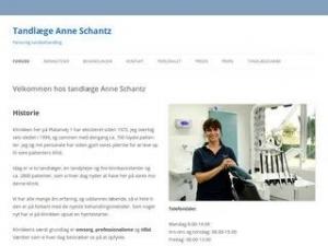 Tandlæge Anne Schantz - Holmegaard