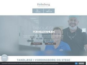 Tandlæge Holmberg - Vordingborg