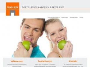 Tandlæge Dorte Lassen Andersen - Vordingborg