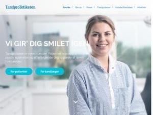 Tandprotetikeren Lene Springborg - Odense C