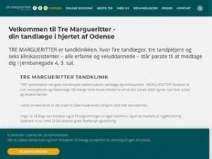 Tre Margueritter Tandlægeklinik - Odense C