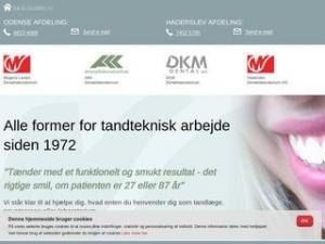 Mogens Larsen Dentallaboratorium - Odense M