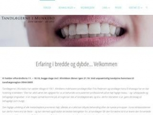 Tandlæge Allan Friis Pedersen - Munkebo