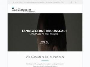 Tandlægerne I Bruunsgade v/ Søren Blom - Aarhus C