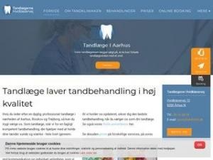 Tandlægerne Hvidkløvervej 12 Else From & Jes Halfdan Nielsen - Aarhus N