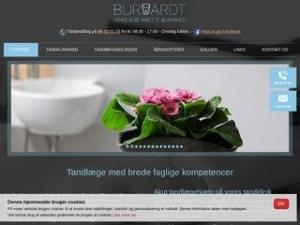 Tandlæge Anette Burhardt