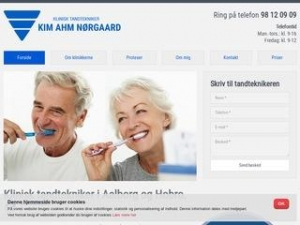 Klinisk Tandtekniker Kim Nørgaard - Hobro