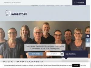 Tandlægerne Nørretorv I/S - Horsens
