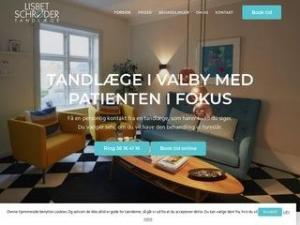 Tandlæge Lisbet Schrøder - Valby