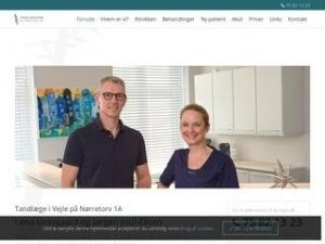 Tandlægerne Lena Gravgaard & Jørgen Juul-Olsen - Vejle